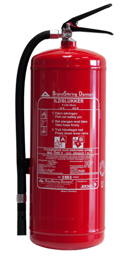 Skumslukker 9 Liter