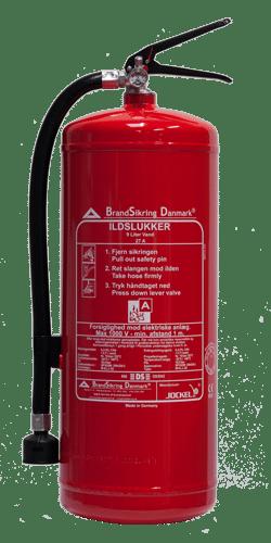 Vandslukker 9 Liter